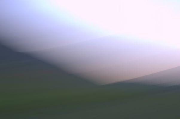 alba a Castelluccio di Norcia (senza filtro)