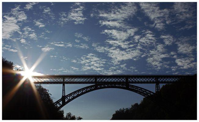 Alba di ferro (Ponte di Paderno d'Adda - LC)