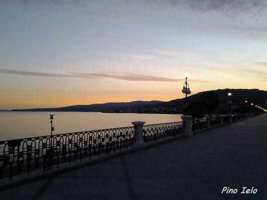 alba di Reggio Calabria - Lungomare Falcomatà