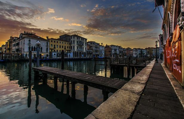 Alba in Venezia - Sunrise in Venice