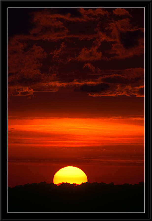 alba nuvolosa