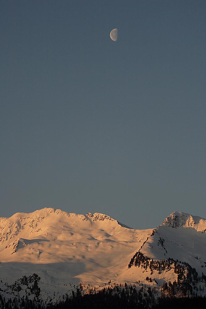 alba sul Lagorai