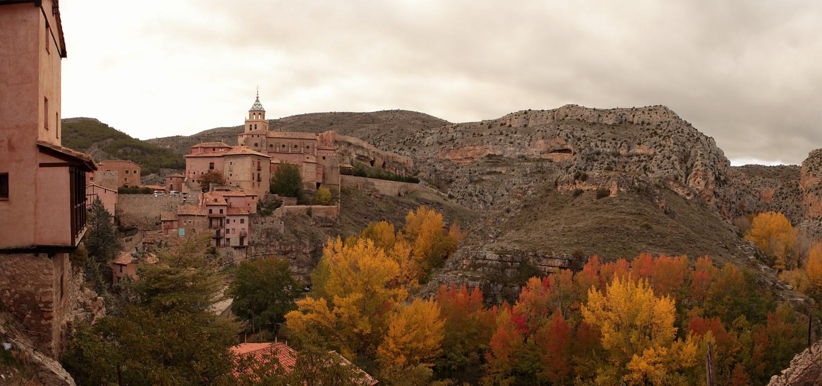 Albarracin en otoño