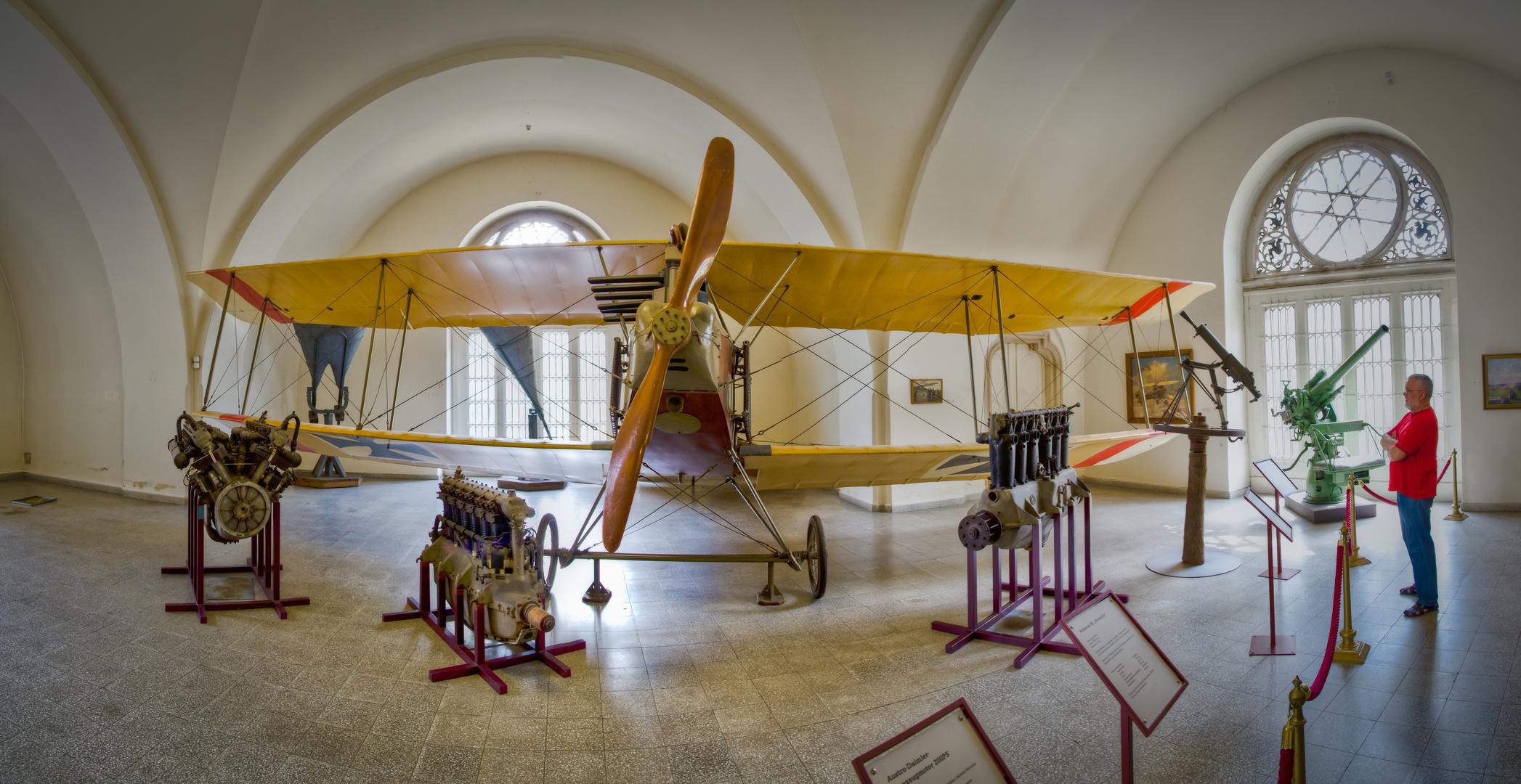 Albatros B I Heeresgeschichliches Museum Wien