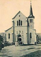 Albens - Die Kirche