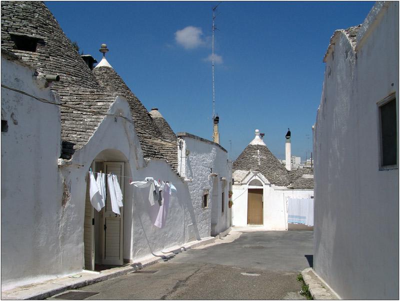 Alberobello (April 2006