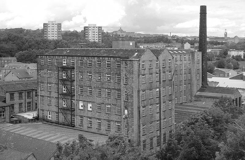 Albert Mill, Huddersfield