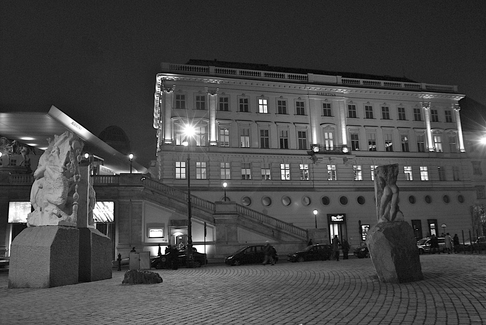 Albertina in Wien