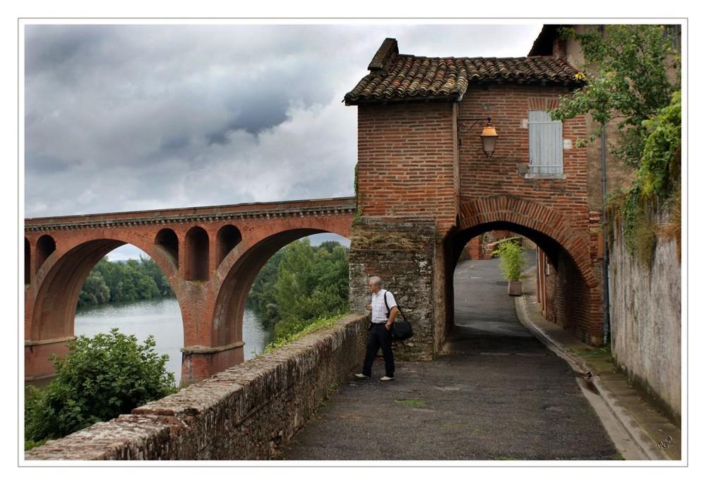 Albi...  ses ponts et ses pierres...