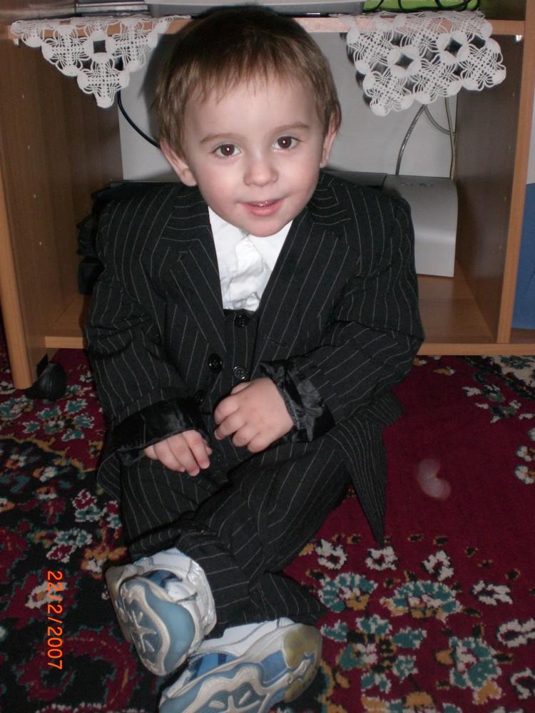 Albin (nipotino di Arif Cerkezi)