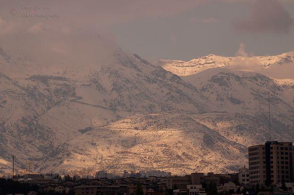 Alborz Mountain