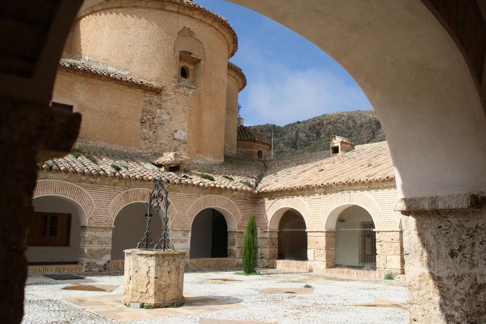 Albox Kloster Virgen del Saliente