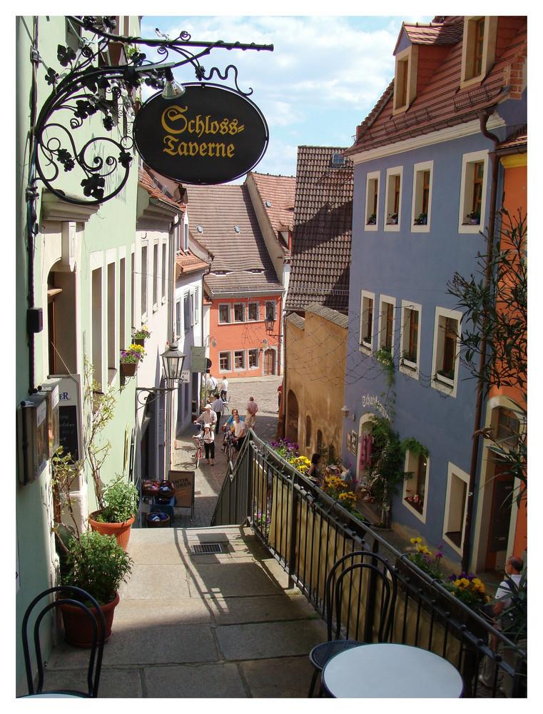 Albrechtsburg---------Altstadt----------Schlosstaverne