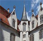 Albrechtsburg zu Meißen----------Hoffassade----Detail