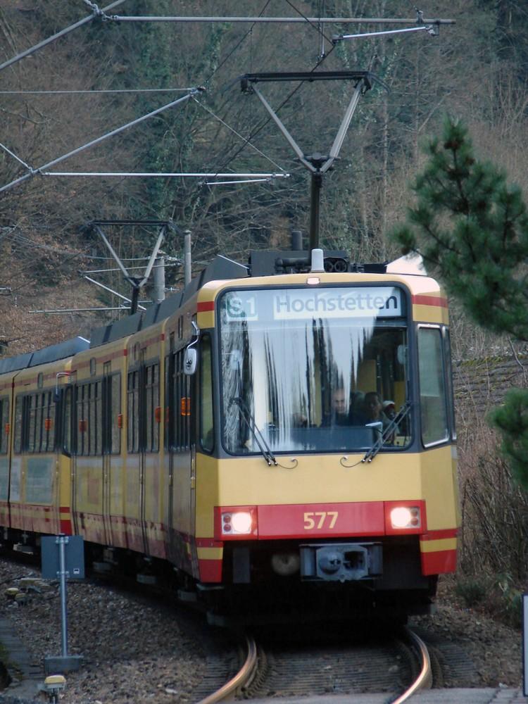 Albtalbahn Nr.2