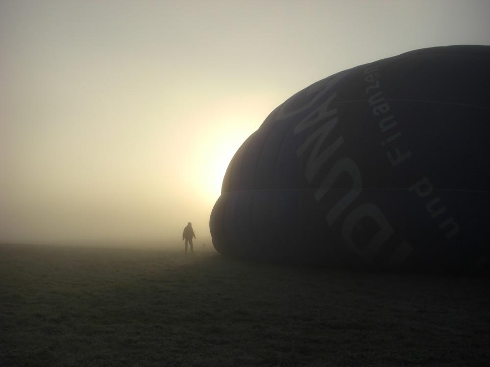Albtraum Ballon