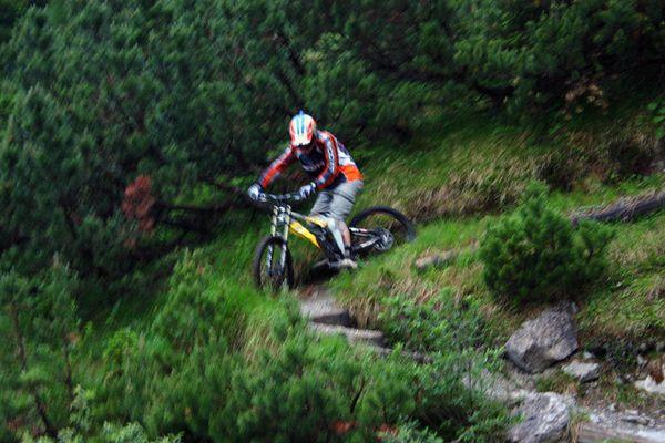 Albula Downhill