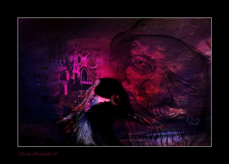 Albus Dumbledore und sein Phönix...