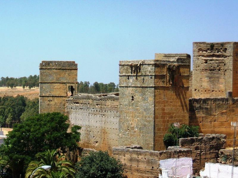 Alcalá de Guadaira. Castillo.