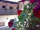 Alcalá de Henares, patio interior cervantino