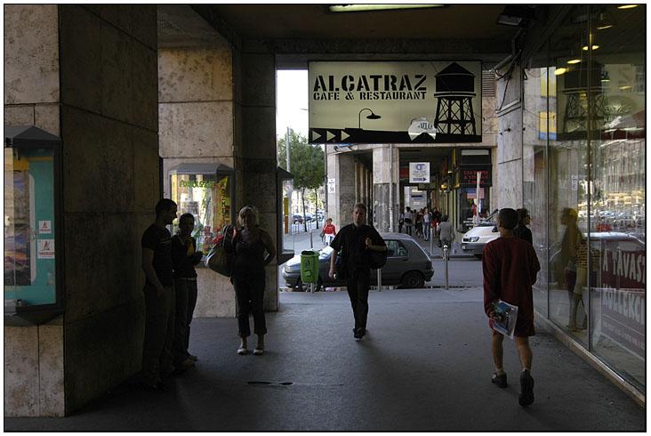 Alcatraz ....
