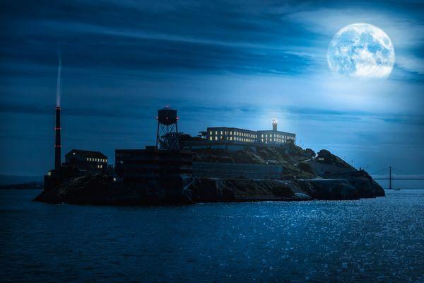 Alcatraz lebt!