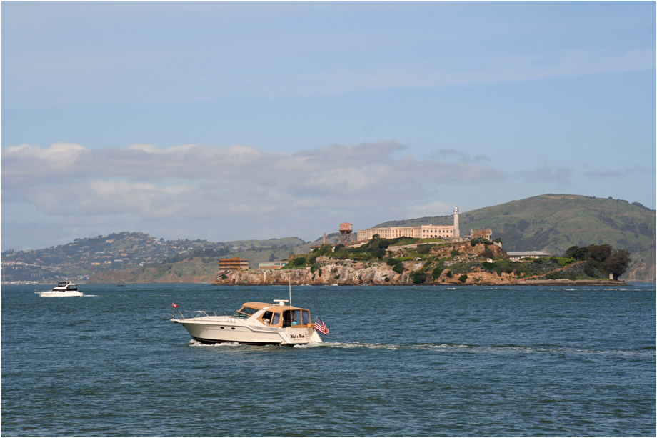 Alcatraz - The Rock