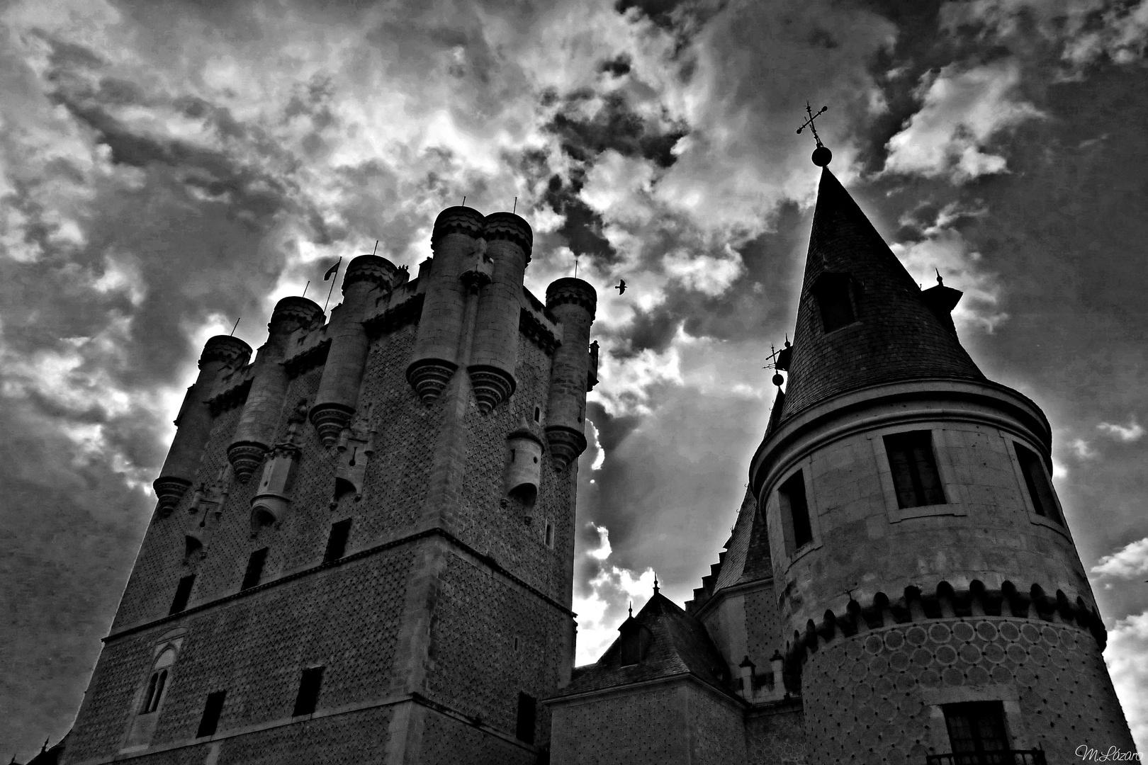 Alcazar de Segovia-Spain
