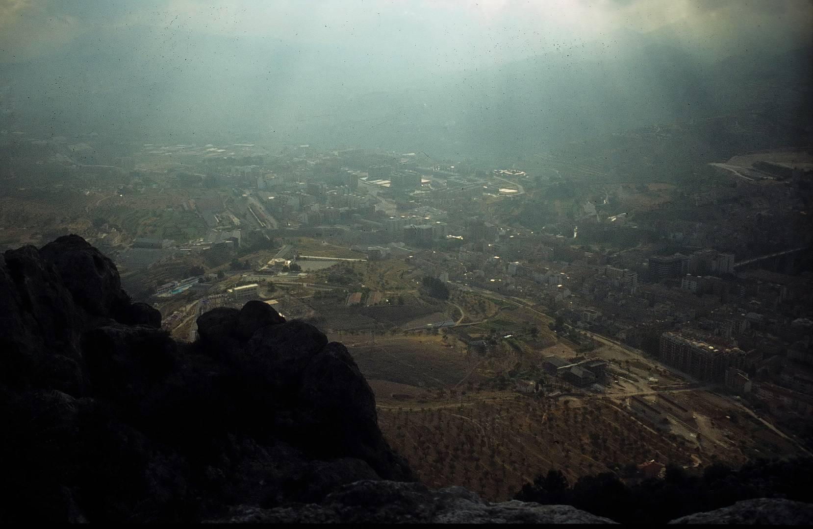 Alcoi Fotografia vieja de 1981