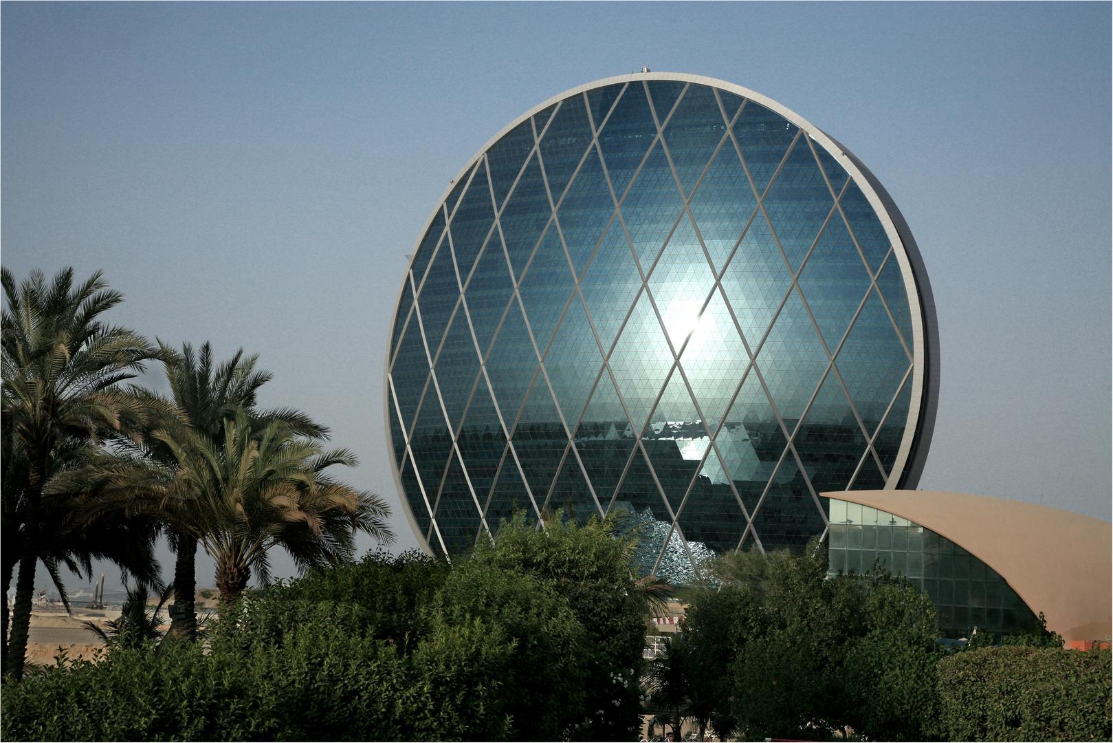 Aldar - HQ, Abu Dhabi