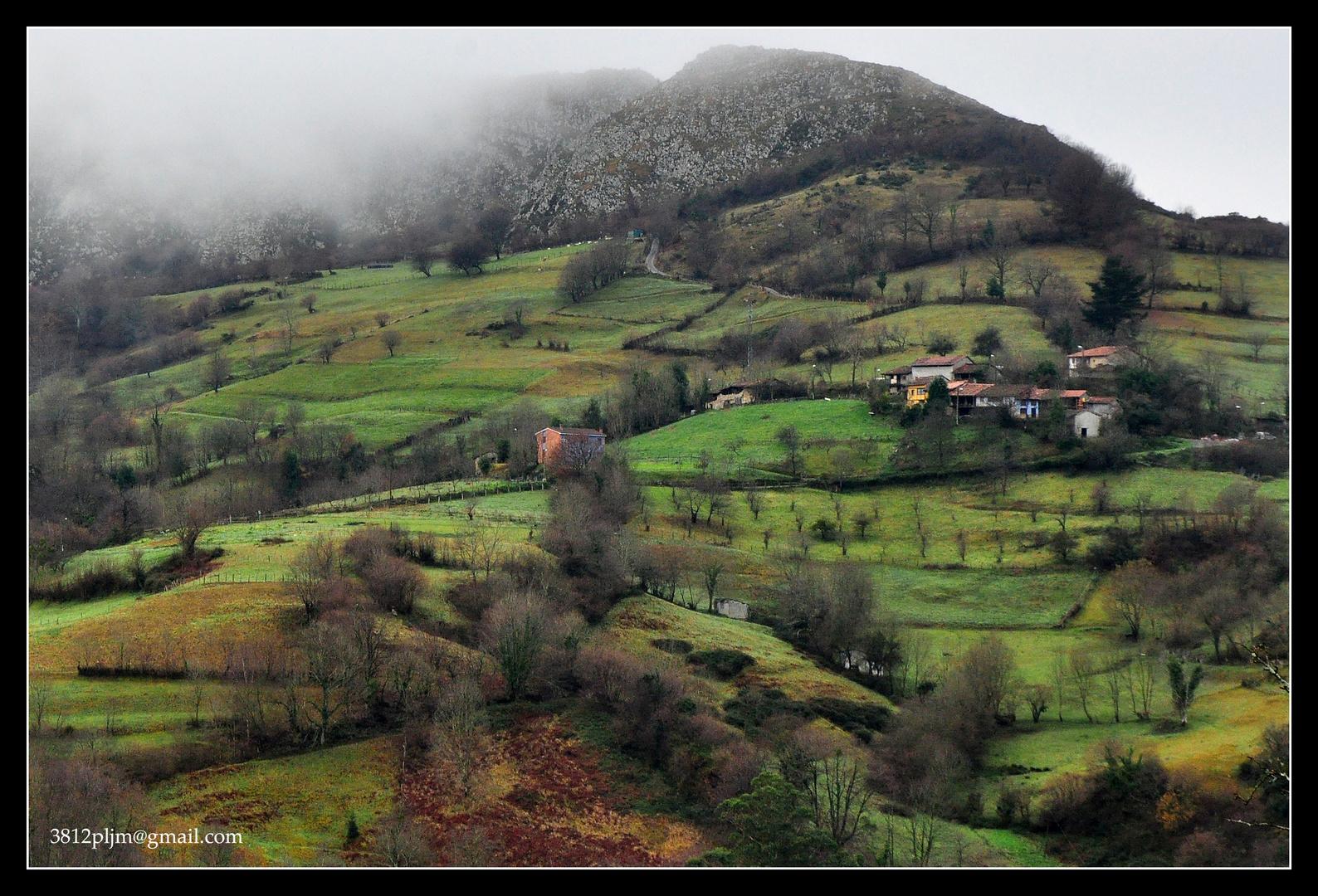 Aldeas perdidas (2)....Asturias