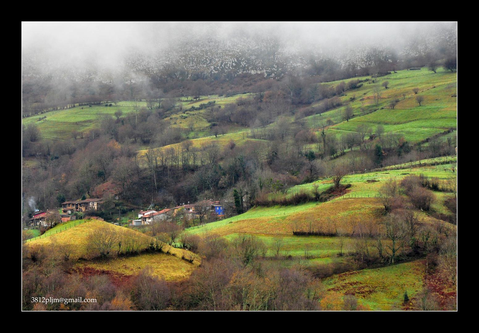 Aldeas perdidas.....(Asturias)