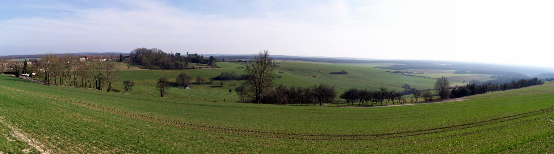 Alentours de Colombey-les-deux-Eglises