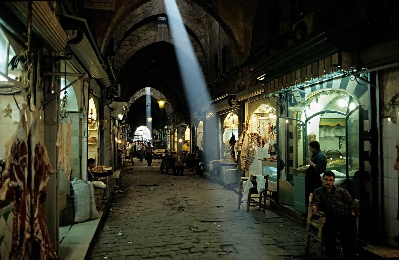 Aleppo - Suq