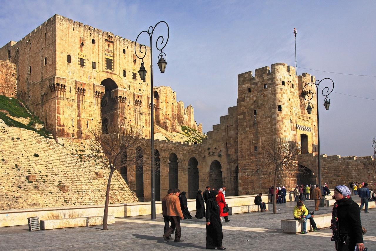 Aleppos Wahrzeichen