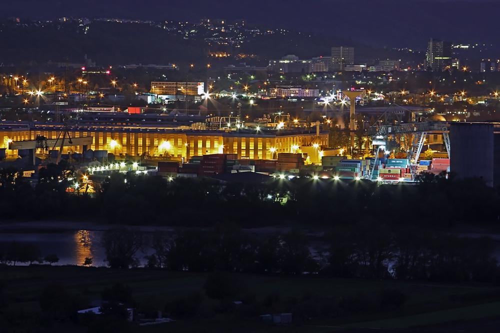Aleris-Werk in Koblenz