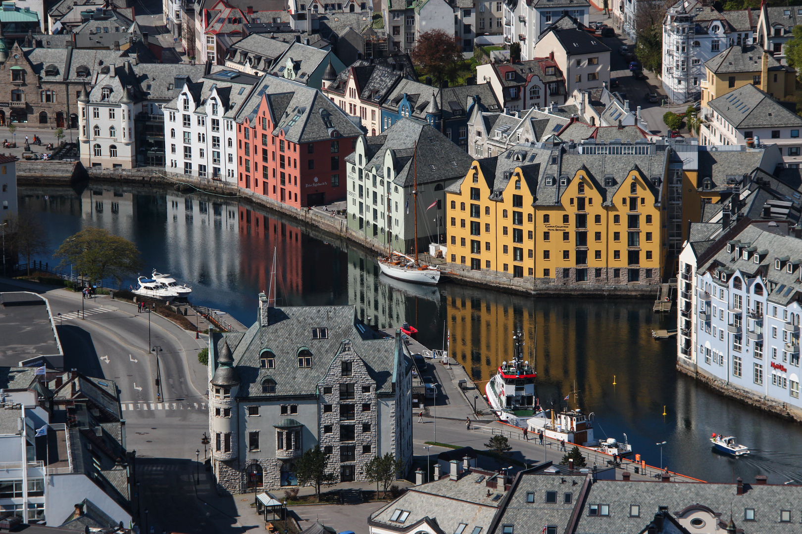 Alesund - Norwegen