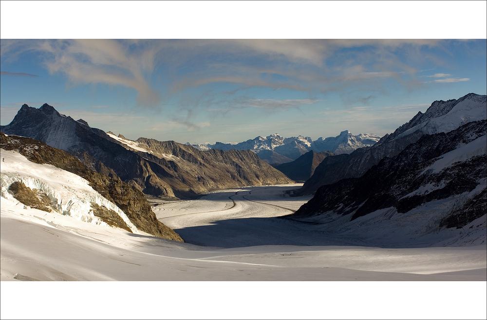 Aletschgletscher • Konkordiaplatz