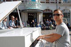 Alex Nekrashevich - Piano