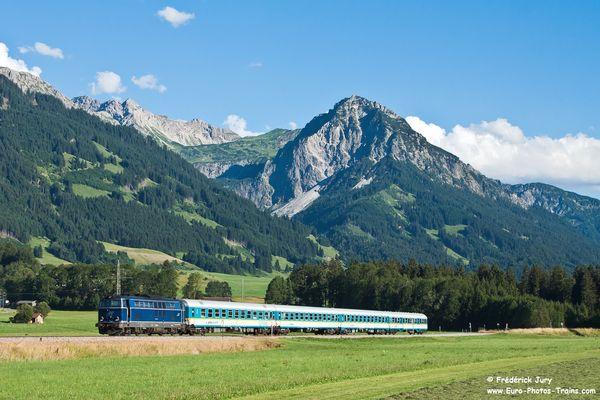 ALEX regional Zug
