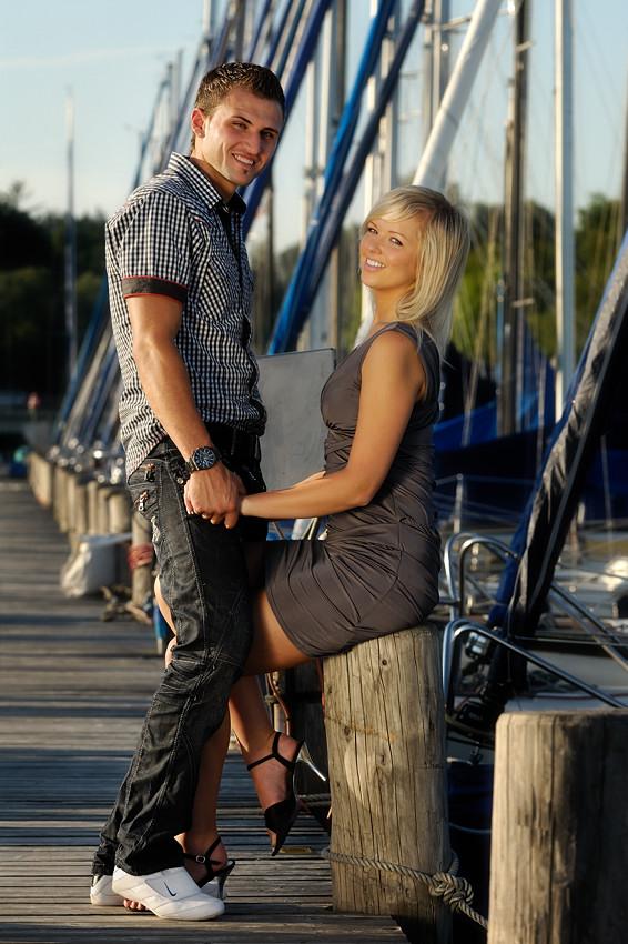 Alex und Olga
