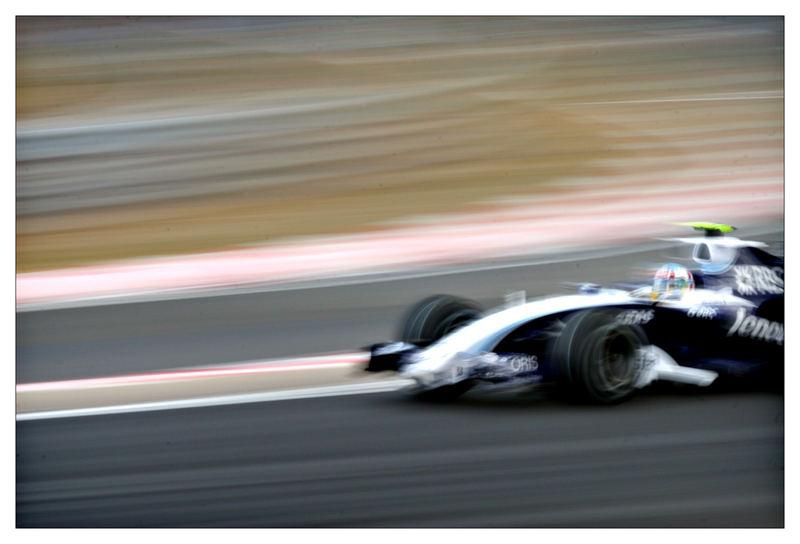 Alex Wurz - Hungaroring 2007