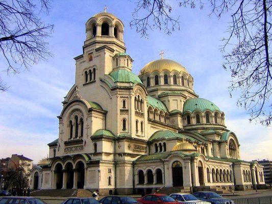 Alexander Nevskij Kirche - Sofia/Bulgarien