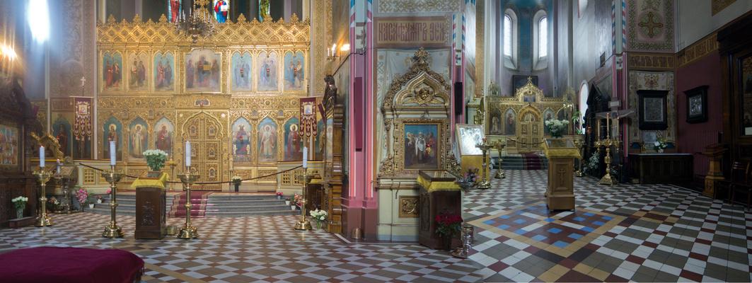 Alexander-Nevsky Cathedrale, Tallinn