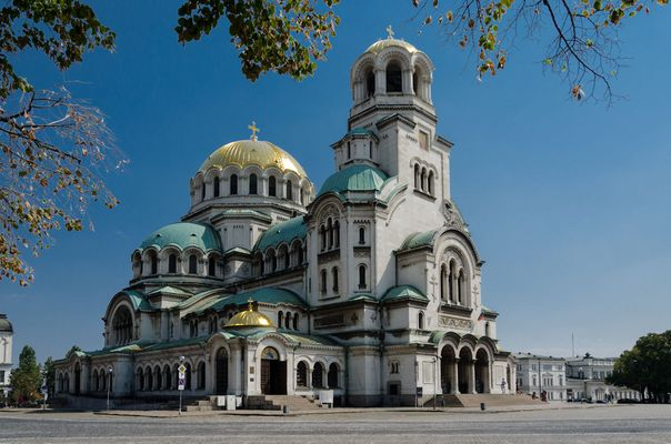 Alexander-Newski-Kathedrale (Sofia)