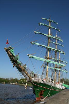 Alexander von Humboldt in Emden