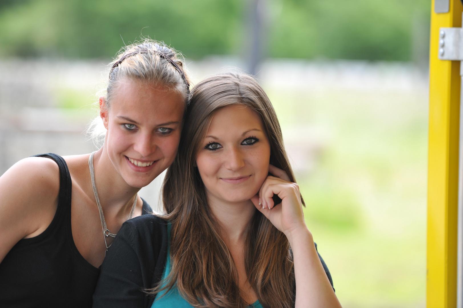 Alexandra & Anna-Lena