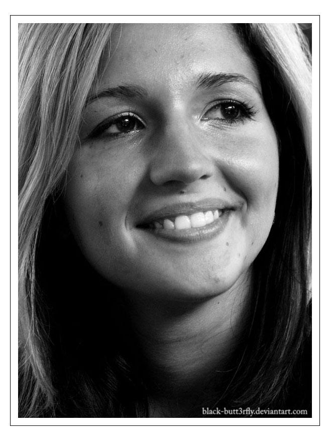 Alexandra's smile