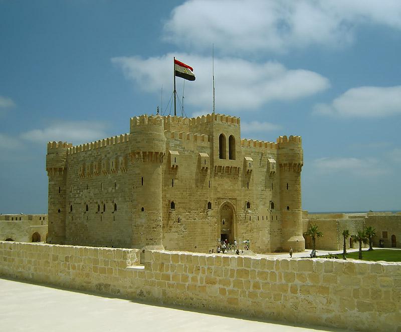 Alexandria - Qait bey Citadel