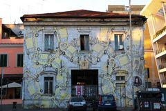 Alexis Occupato in Via Ostiense a Roma